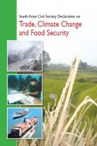 South Asian Civil Society Declaration on Trade, Climate Change and Food Security